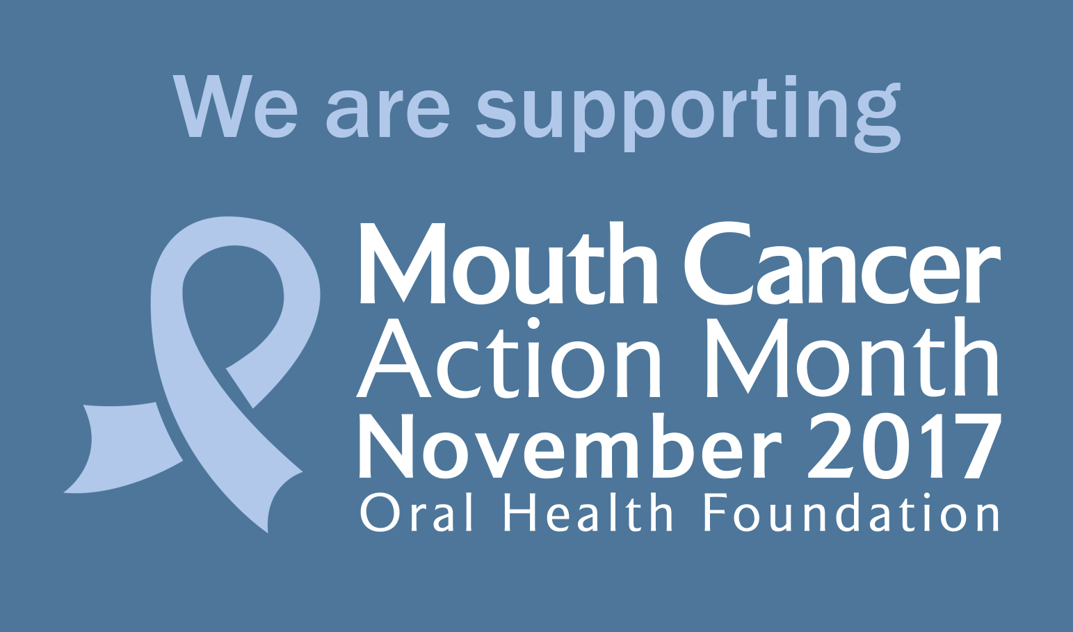Do you know the signs of mouth cancer?